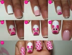 Um passo a bastante simples para voc? decorar as suas unhas com