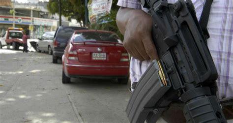 facil acceso  armas  drogas  mexicanos sinembargo mx
