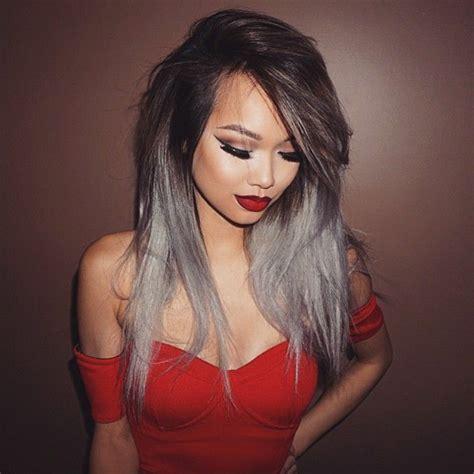 impeccables avec une coloration grise