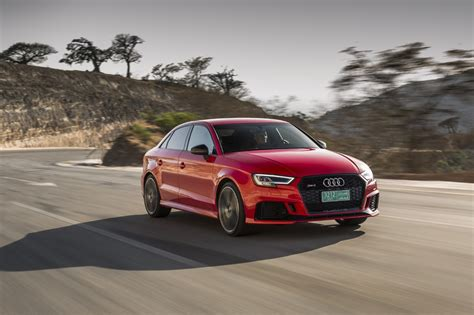 2018 Audi Rs 3 Marks The First Rs 3 In The Us! The
