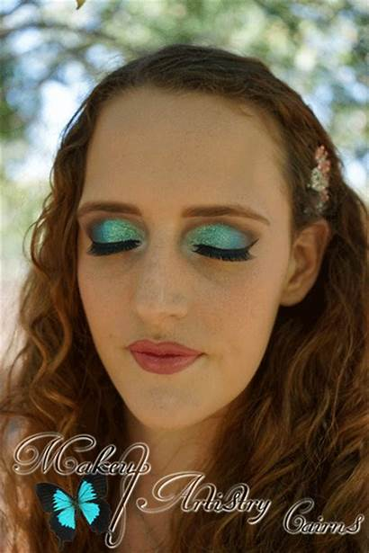 Makeup Formal Glamour Cairns Fairy Artist Ball