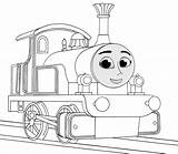 Thomas Coloring Tank Engine Pages Train Friends James Diesel Easy Drawing Sheets Rosie Csx Track Printable Lovely Cartoon Getcolorings Getdrawings sketch template
