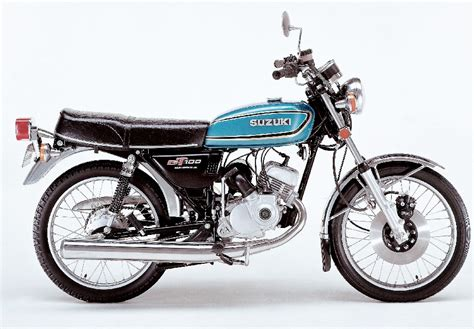 Suzuki Gt100 Custom Parts
