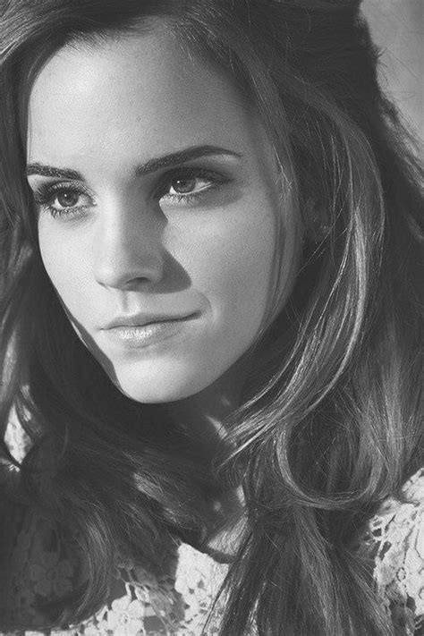 Emma Watson She Just Perfection Faces Pinterest