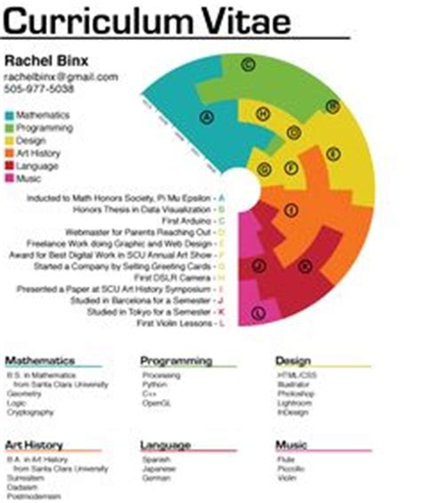 Data Visualization Expert Resume by 16 Infographic Resumes A Visual Trend About