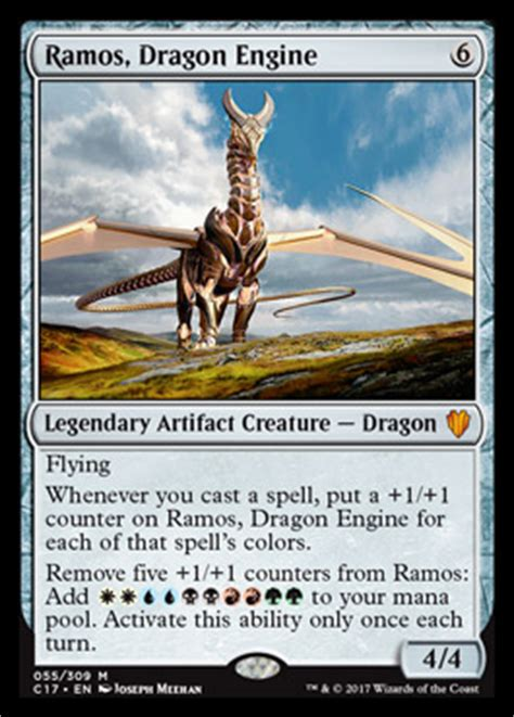 Artifact Commander Deck 2017 by Commander 2017 Dragons Spoilers And Contest Mtg