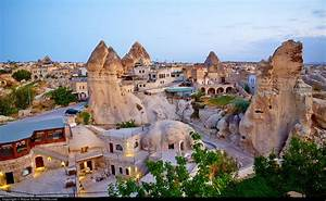 Mystical Cappadocia Offers Enjoyment Above and Under