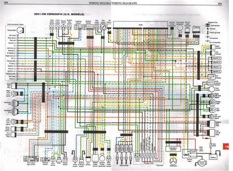 2006 Honda Cbr600rr Wiring Diagram by 01 Cbr600 F4i Blinker Problems Help Cbr Forum