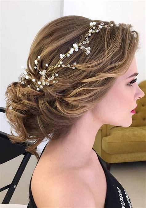 ideas  bride hairstyles  pinterest hair