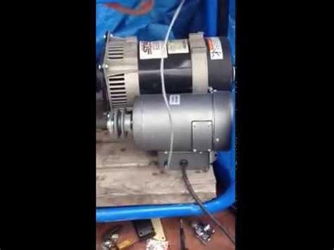 Elec Motors by Induction Generator Driven By Elec Motor