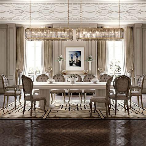 italian designer high  dining table  chair set