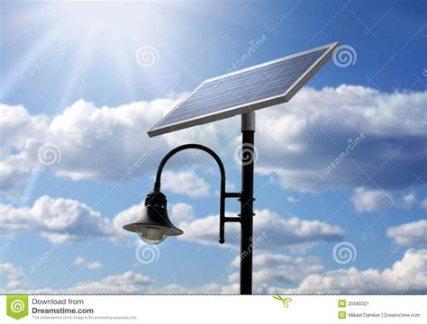 solar street l post solar powered l post stock photos royalty free images