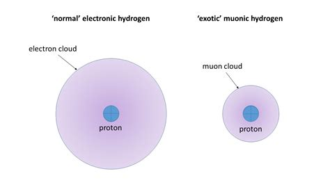 The Proton by The Puzzle Of The Proton Radius Hawaii Institute For
