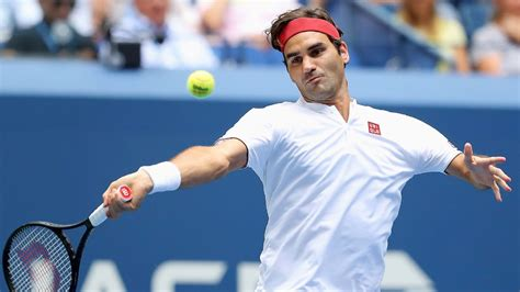 Roger is a swiss professional tennis player. US Open: Roger Federer in Third Round