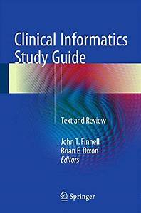 Download Pdf  Clinical Informatics Study Guide Text And