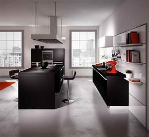 decoration cuisine ouverte sur salon With cuisine et salon ouvert