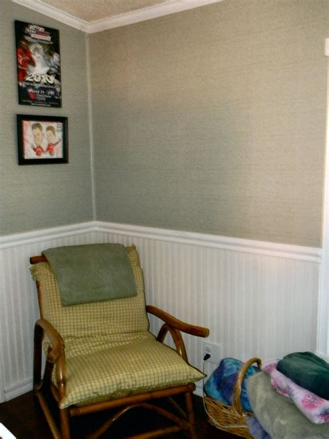 wallpaper borders bathroom ideas get rid of wall strips in mobile home my mobile home