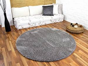 Hochflor Teppich Rund : teppich rund hochflor ~ Indierocktalk.com Haus und Dekorationen