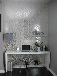 Wand Metallic Effekt : wandfarbe mit metalleffekt ~ Sanjose-hotels-ca.com Haus und Dekorationen