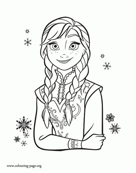 Finding dory, dory & nemo. Get This Disney Frozen Coloring Pages Princess Anna 85732