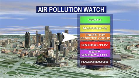 Air Pollution Watch « Cbs Dallas  Fort Worth