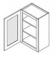 glass kitchen cabinets charleston saddle kitchen cabinets 15 quot w x 42 quot h x 12 quot d 1d 1230