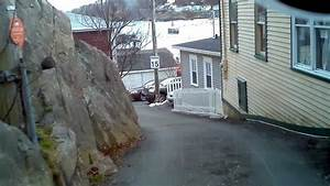 A drive through the Battery in St. John's, Newfoundland ...