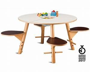 Kindertisch Mit Stühlen Weiß : tavi wei standfester kindertisch mit st hlen timkid gmbh ~ Michelbontemps.com Haus und Dekorationen