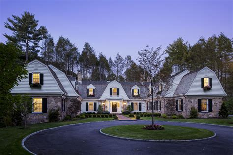grand country house architect magazine patrick ahearn