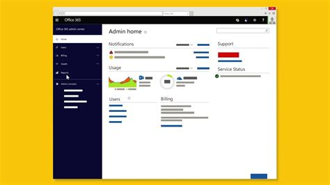 Office 365 News by New Office 365 Admin Center Preview