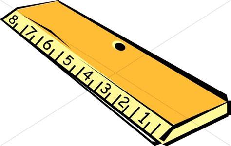Ruler Clipart Wooden Ruler Clipart Clipart Suggest