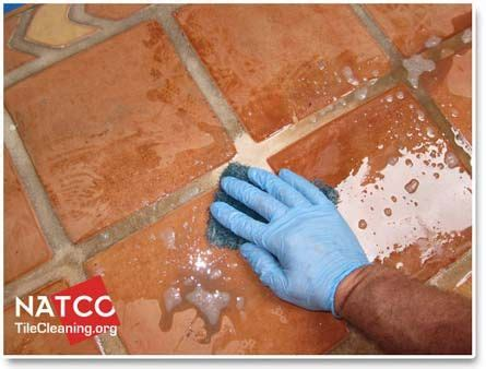 cleaning saltillo tiles  alkaline cleaner saltillo