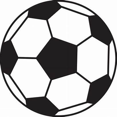 Soccer Ball Silhouette Football Sports Svg Cut
