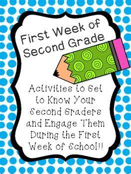 week   grade activities