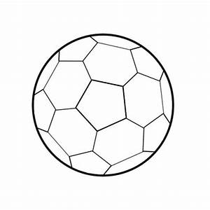 Draw a Soccer Ball | How to draw, Soccer and To draw