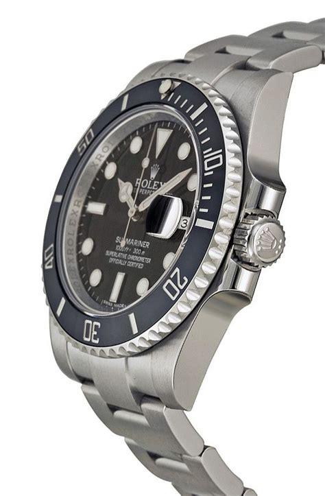 Authentic New Rolex 116610LN Submariner Date Black Dial ...