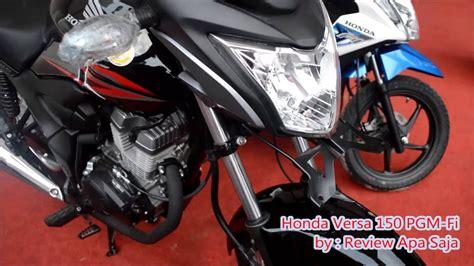 Modifikasi Versa by Honda Versa 150 Terbaru Review Bahasa Indonesia