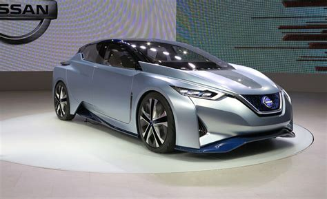 nissan leaf redesign release date canada rumors