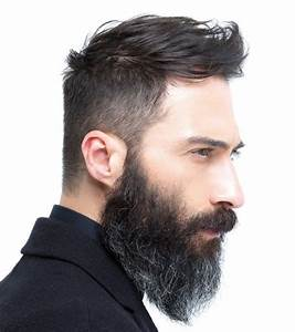 Undercut Hairstyle With Beard | www.pixshark.com - Images ...