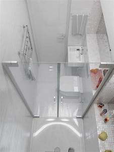 comment amenager une salle de bain 4m2 ensuite With comment amenager une petite salle de bain