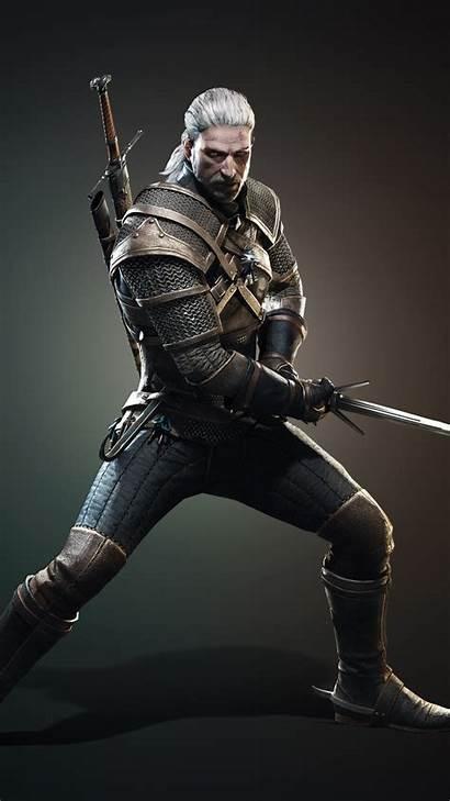 Witcher Geralt Rivia Uhd Wallpapers Character Hunt