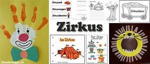 Thema Märchen Im Kindergarten Basteln : projekt zirkus kindergarten und kita ideen ~ Frokenaadalensverden.com Haus und Dekorationen