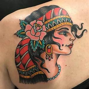 Top 69 Best Gypsy Rose Tattoo Ideas