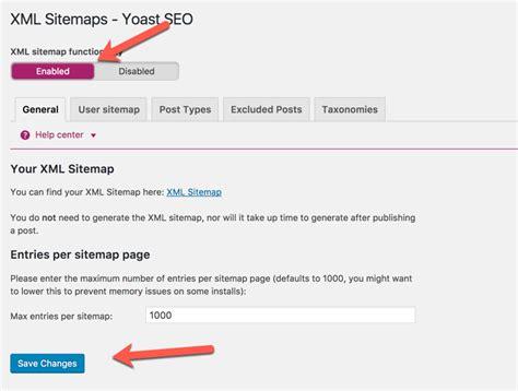 How Create Sitemap Using Google Xml Sitemaps