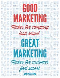 Inspired Market... Promotional Merchandise Quotes