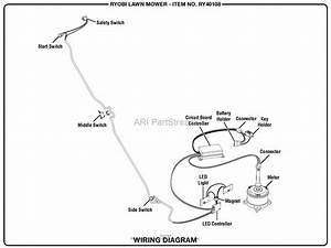 Bobcat Mower Wiring Diagram