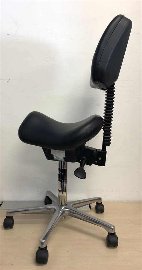 saddle chair seat bambach office chairs 2802