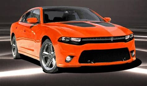 2015 Dodge Charger News