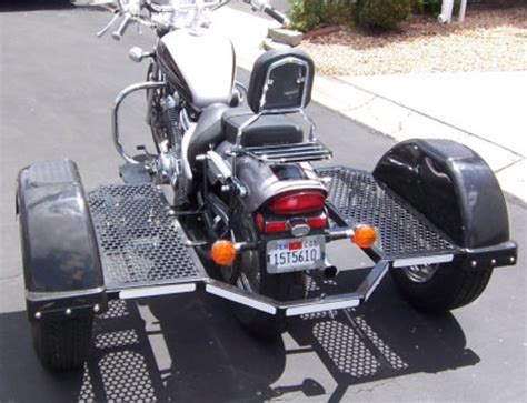 outlaw outlaw series motorcycle trike kit fits ktm