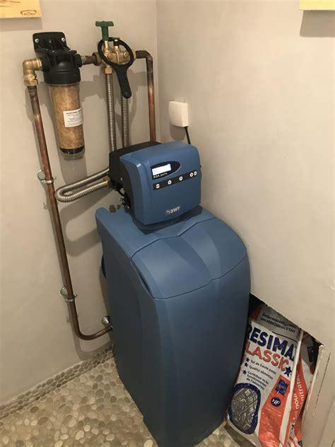 installation d un adoucisseur d eau bwt permo sur la commune de ville sur jarnioux dans le rh 244 ne